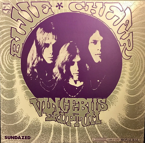 Blue Cheer – Vincebus Eruptum – New LP