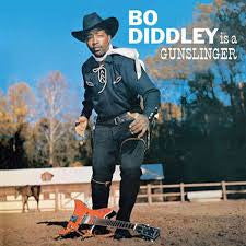 Diddley, Bo - Is A Gunslinger LP