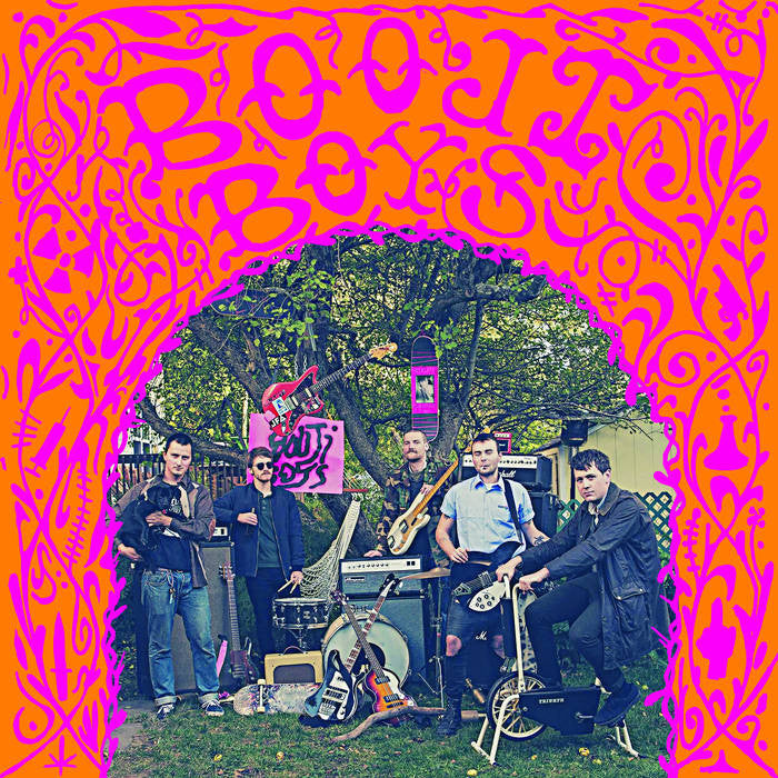 Booji Boys - s/t LP