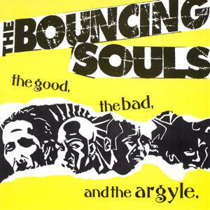 Bouncing Souls - The Good The Bad And The Argyle LP