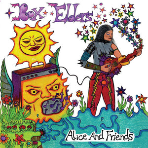 Box Elders - Alice and Friends - Used LP