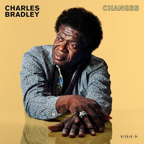 Bradley, Charles - Changes - New LP