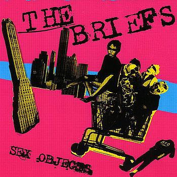 Briefs, The - Sex Objects LP