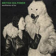 British Sea Power - Machineries Of Joy LP