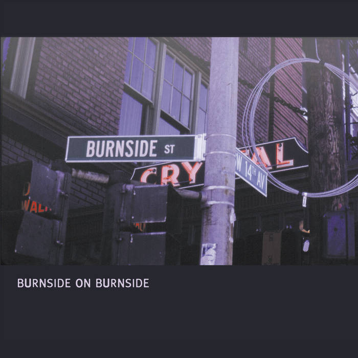 Burnside, R. L. – Burnside on Burnside – New LP