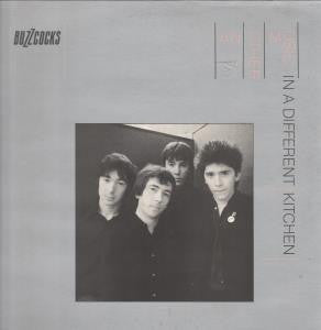 Buzzcocks - Another Music in a Different Kitchen - Used LP
