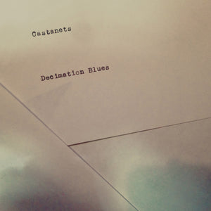 Castanets - Decimation Blues LP