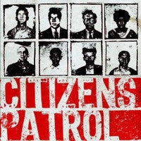Citizen's Patrol - s/t LP
