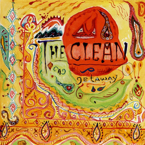 Clean, The - Getaway dbl LP