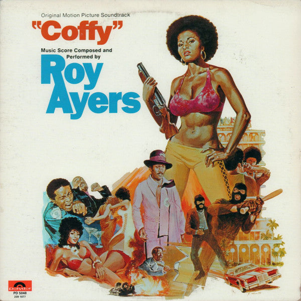 Ayers, Roy – Coffy Soundtrack – Used LP
