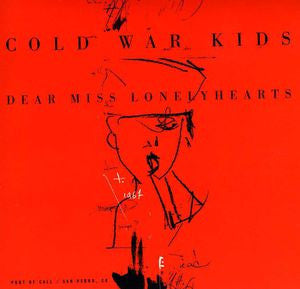 Cold War Kids - Dear Miss Lonelyhearts LP