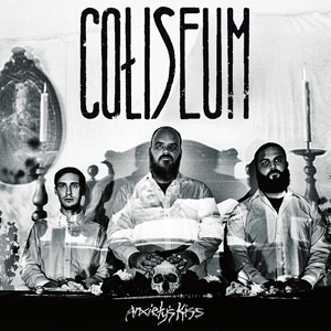 Coliseum - Anxiety's Kiss - LP