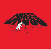Concrete Cross - s/t LP