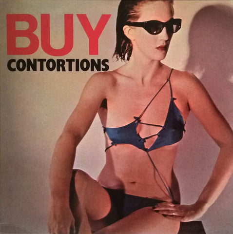 Contortions – Buy – New LP
