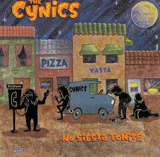 Cynics, The - No Siesta Tonight: Live In Madrid 1990 LP