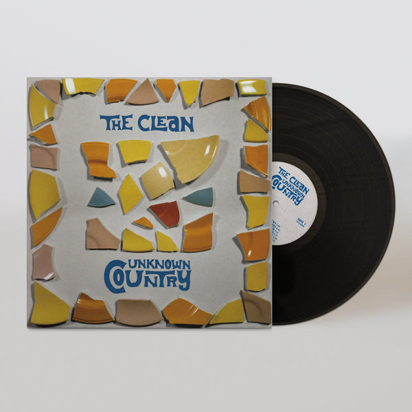 Clean, the – Unknown Country – New LP