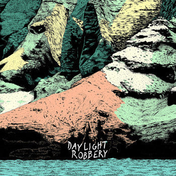 Daylight Robbery - Distant Shores - 7""