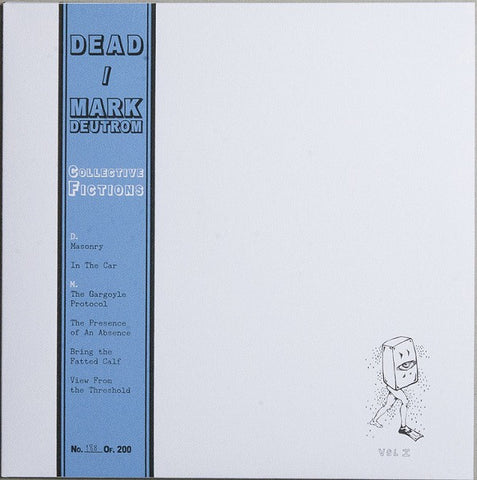 Dead / Mark Deutrom - Collective Fictions LP