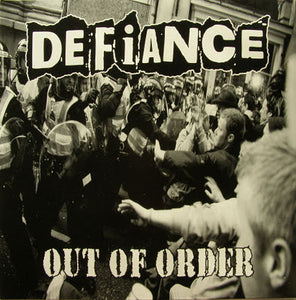 Defiance - Out Of Order LP