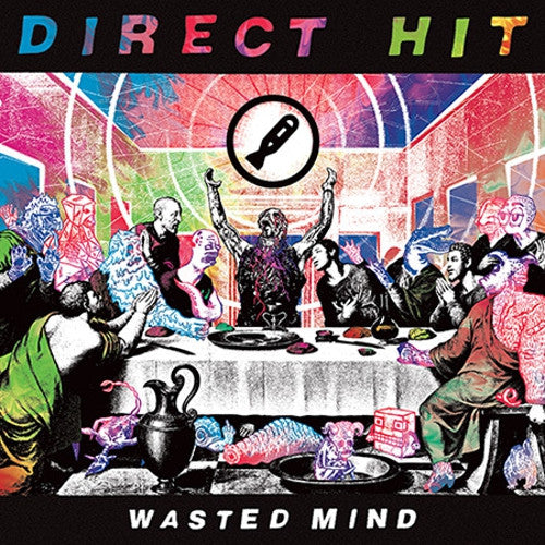 Direct Hit - Wasted Mind - New LP