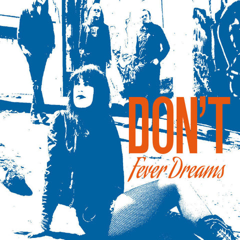 Don't - Fever Dreams LP