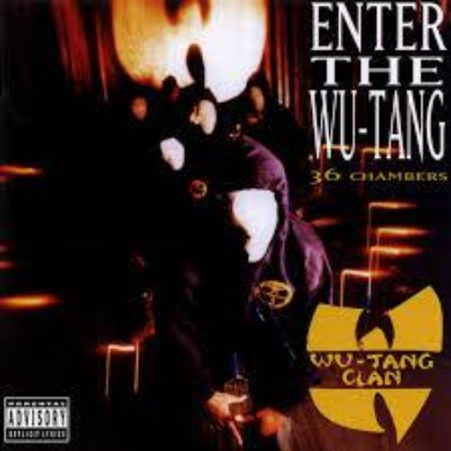 Wu-Tang Clan - Enter The Wu-Tang Clan - LP