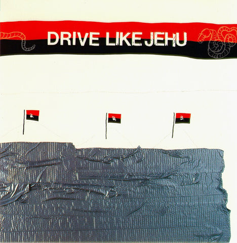Drive Like Jehu - s/t LP
