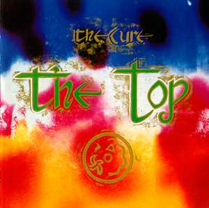 Cure, The - The Top - LP