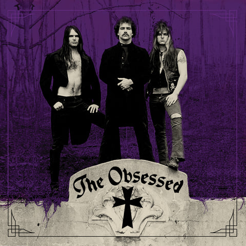 Obsessed, The - S/T - LP