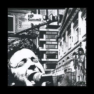 Ego Summit - The Room Isn't Big Enough - New  LP