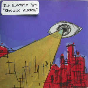 Electric Eye, The - Electric Wisdom  GREEN VINYL - Used LP