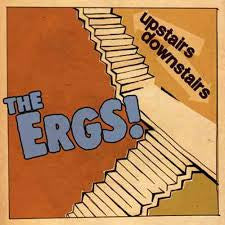 Ergs - Upstairs/Downstairs CD