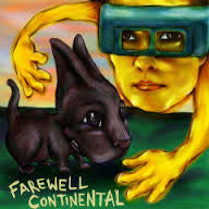 Farewell Continental - s/t LP
