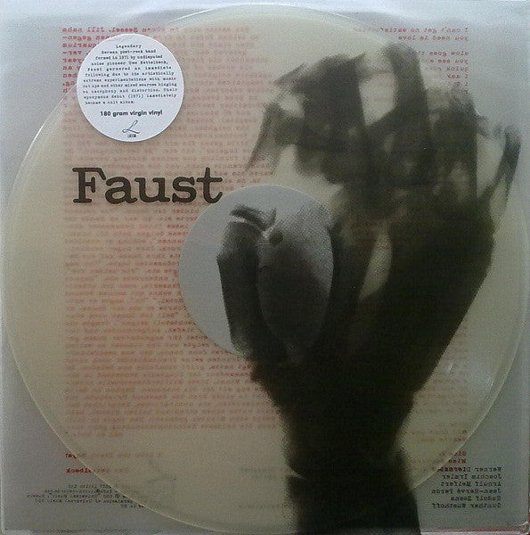 Faust - Faust LP