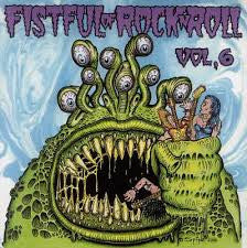 Various Artists - Fistful Of Rock N Roll vol 6 LP