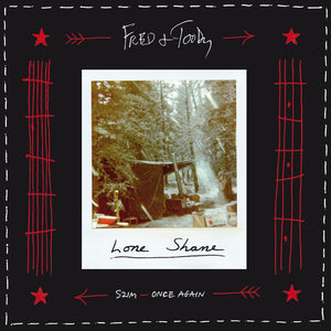 "Fred & Toody / Szim (split) PREORDER – ""Lone Shane"" / ""Once Again"" – New 7"""
