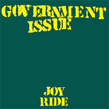 Government Issue - Joyride LP