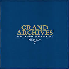 Grand Archives - Keep In Mind Frankenstein LP