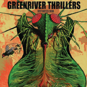 Greenriver Thrillers - Distorted Diva LP