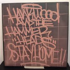 Hank Wood And The Hammerheads - Stay Home LP