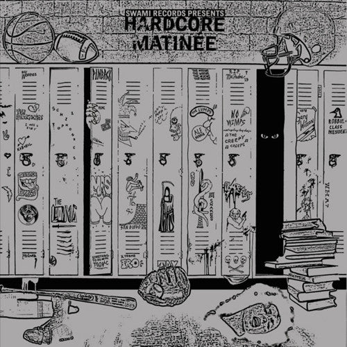 Various Artists - Hardcore Matinee LP