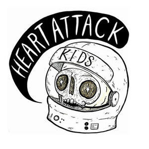 Heart Attack Kids - s/t 7""