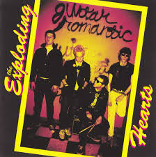 Exploding Hearts - Guitar Romantic - LP