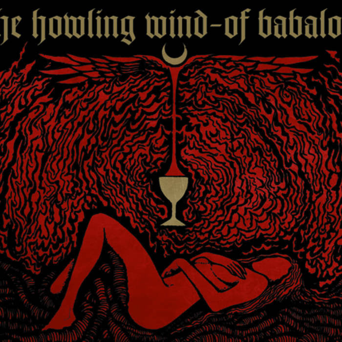 Howling Wind - Of Babalon LP