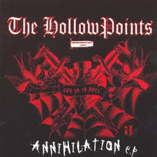 HollowPoints  - Annihilation CD-EP