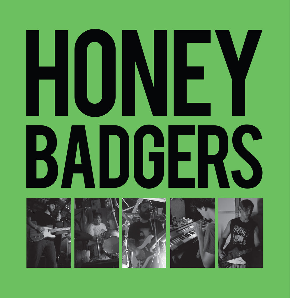 Honey Badgers - Buena Park LP