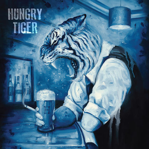 Hungry Tiger - s/t LP