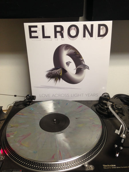 Elrond - Love Across Light Years - New LP