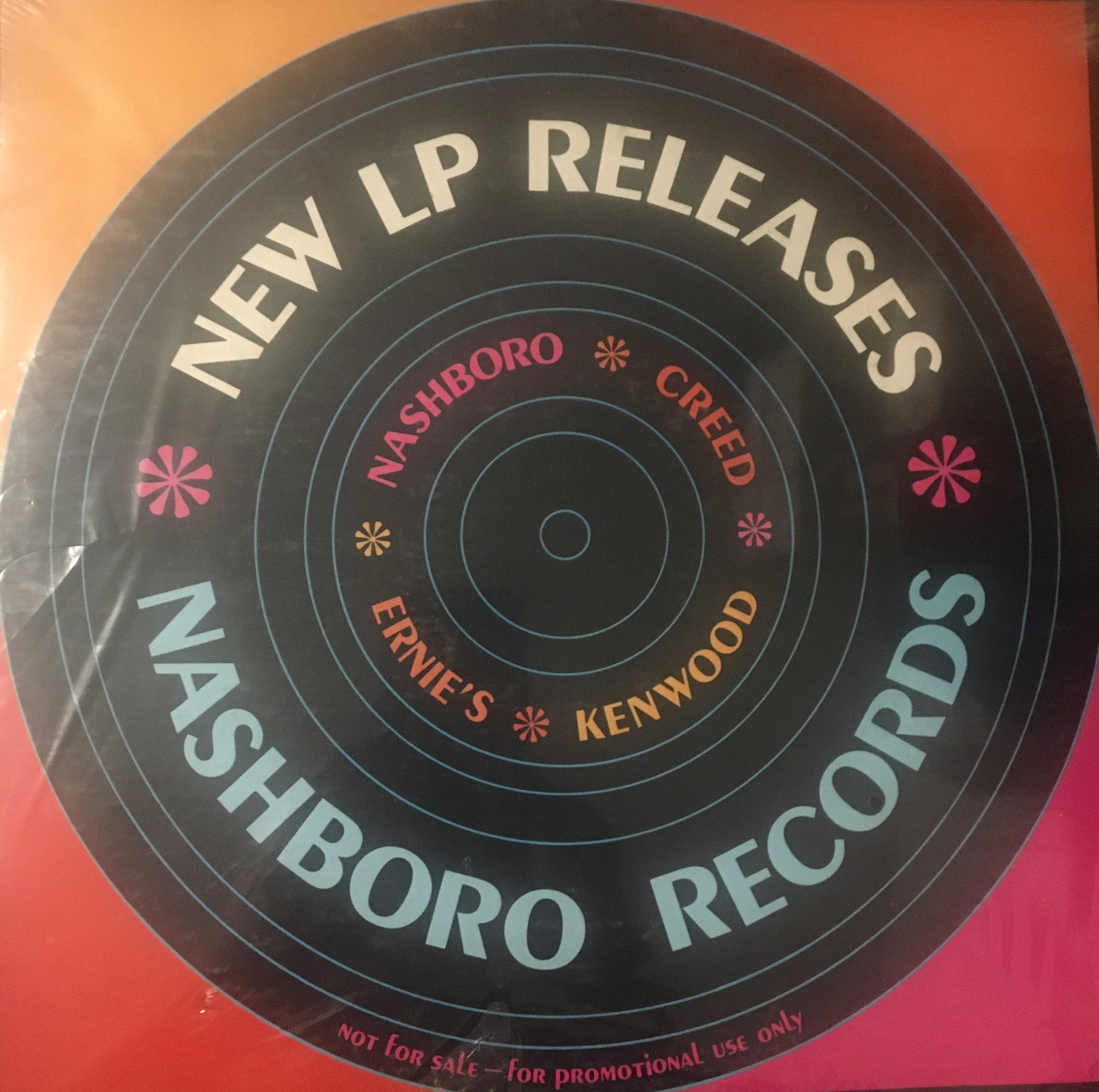 Various Artists - Nashboro Records - Used LP