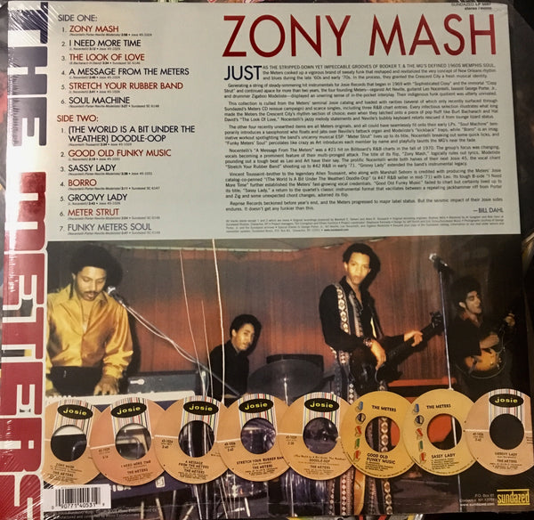 Meters, The - Zony Mash - New Lp